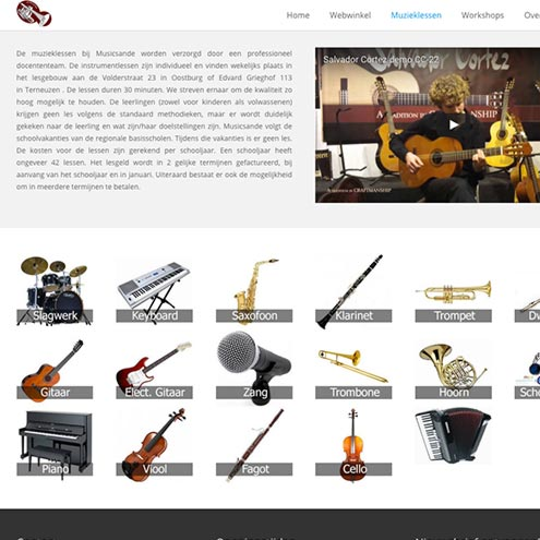 Musicsande
